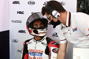 Andi Farid Izdihar, Honda Team Asia