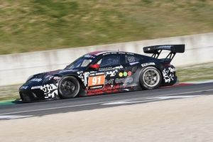 #91 Herberth Motorsport: Daniel Allemann, Ralf Bohn, Alfred Renauer, Robert Renauer, Porsche 911 GT3 R