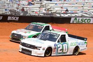 Spencer Boyd, Young's Motorsports, Chevrolet Silverado EcoTwist