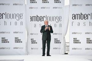 Jackie Stewartat the Amber Lounge Fashion Show