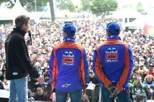 Miguel Oliveira, Red Bull KTM Tech 3, Hafizh Syahrin, Red Bull KTM Tech 3