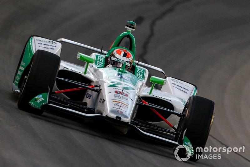 2. Alexander Rossi, Andretti Autosport Honda