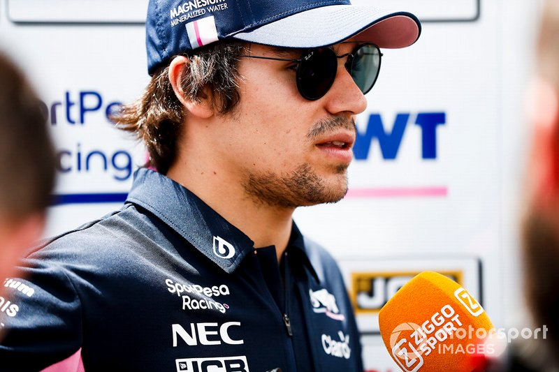 Lance Stroll, Racing Point, 6 puan