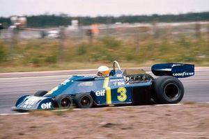 Jody Scheckter, Tyrrell