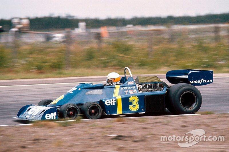 Tyrrell P34 (1976-77)