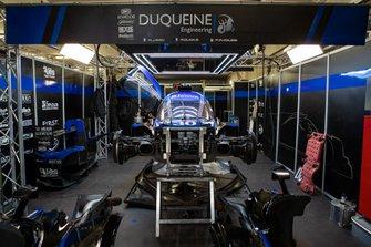 #30 Duqueine Engineering Oreca 07 Gibson: Nicolas Jamin, Pierre Ragues, Romain Dumas
