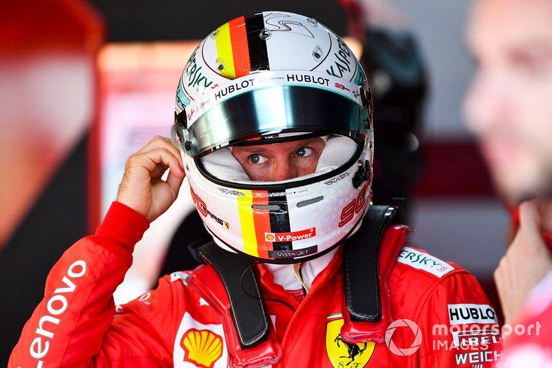 7: Sebastian Vettel, Ferrari, 1'29.799