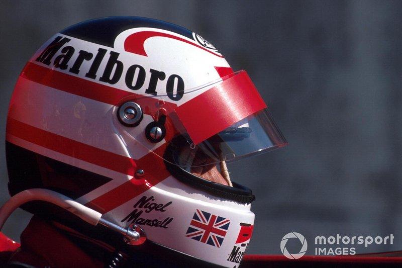 #5: Nigel Mansell