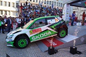 Jan Kopecky, Pavel Dresler, ŠSkoda Motorsport