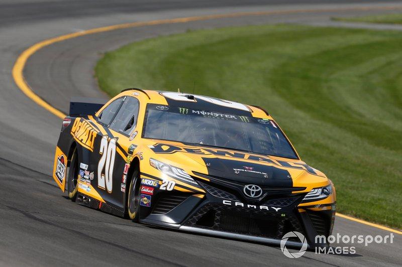 3. Erik Jones, Joe Gibbs Racing, Toyota Camry