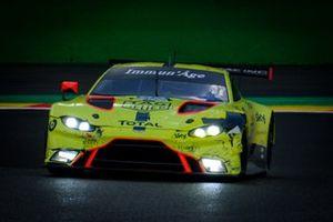 #95 Aston Martin Racing Aston Martin Vantage AMR: Marco Sorensen, Nicki Thiim,