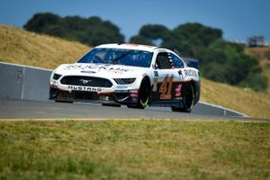 Daniel Suarez, Stewart-Haas Racing, Ford Mustang Ruckus