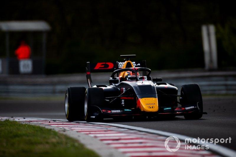 №14. Юки Цунода (Япония, 18 лет), Jenzer Motorsport