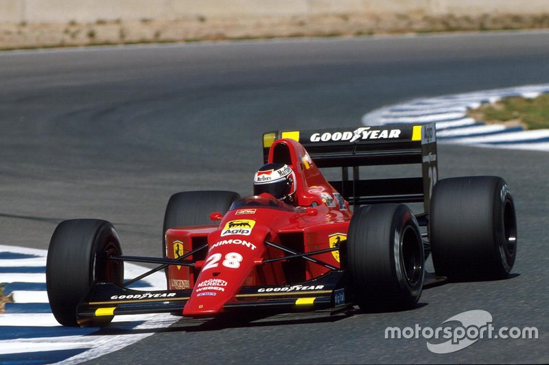 GP de Portugal de 1989: Gerhard Berger
