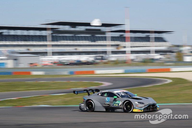Aston Martin: автомобиль – Vantage AMR, количество машин – 4