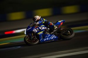 #2 Suzuki: Vincent Philippe, Etienne Masson, Gregg Black, Gregory Leblanc
