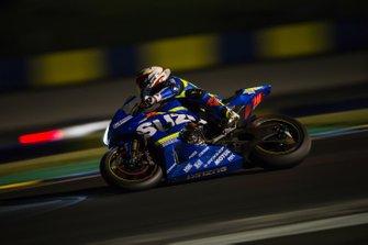 #2 Suzuki: Vincent Philippe, Etienne Masson, Gregg Black, Gregory Leblanc