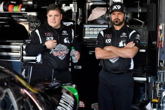 Brandon Jones, Joe Gibbs Racing, Toyota Supra 1st Foundation crew