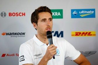 Press Conference, Daniel Juncadella, R-Motorsport
