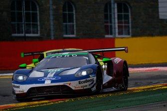 #66 Ford Chip Ganassi Racing Ford GT: Stefan Mücke, Olivier Pla