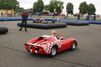 Critérium du jeune conducteur au Grand Prix de France Historique