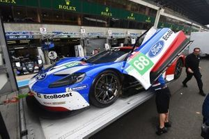 #68 Ford Chip Ganassi Racing Ford GT