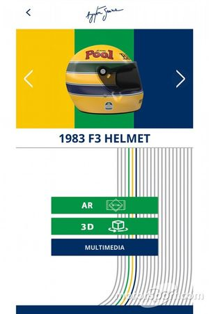 Screenshot App Senna 360°