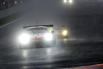 Рихард Лиц, Джанмария Бруни, Porsche GT Team, Porsche 911 RSR (№91)