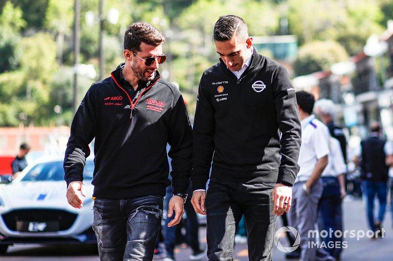 Jose Maria Lopez, Dragon Racing, Sébastien Buemi, Nissan e.Dams