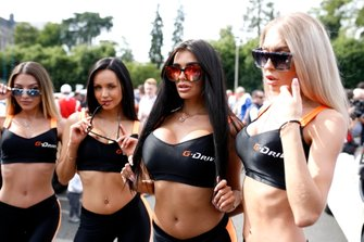 Las chicas G-Drive