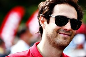 #1 Rebellion Racing Rebellion R-13: Gibson: Bruno Senna