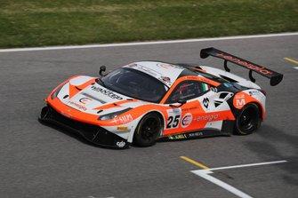 #25 Ferrari 488 Evo GT3 PRO-AM, RS Racing SSD ARL: Di Amato-Vezzoni