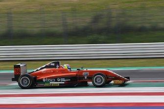 Lorenzo Ferrari, Antonelli Motorsport,Tatuus F.4 T014 Abarth