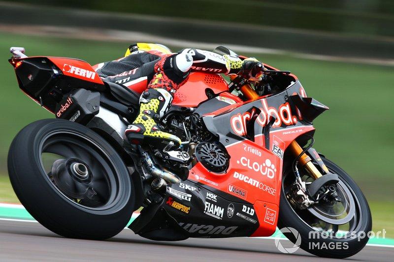 Alvaro Bautista, Aruba.it Racing-Ducati Team, Air scoop