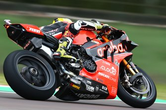Alvaro Bautista, Aruba.it Racing-Ducati Team, Air scoop