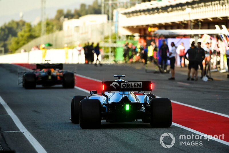 Нікола Латіфі, Williams FW42
