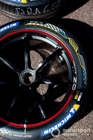 Envision Virgin Racing wielen