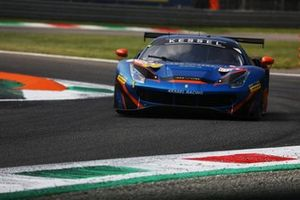 #60 Kessel Racing Ferrari F488 GTE: Claudio Schiavoni, Sergio Pianezzola, Andrea Piccini