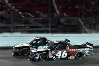 Chandler Smith, Kyle Busch Motorsports, Toyota Tundra iBUYPOWER/828 Logistics,