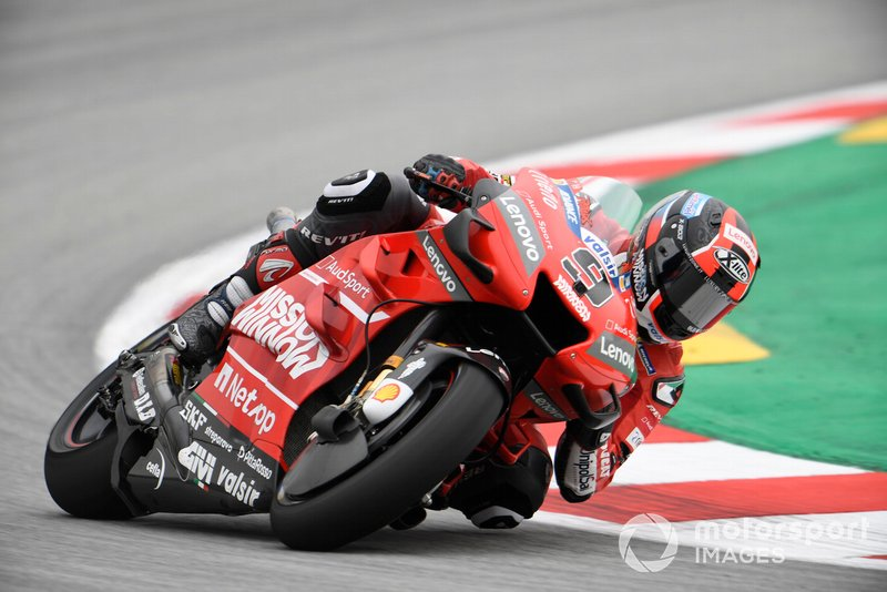 #9 Danilo Petrucci, Ducati Team, confirmado para 2020