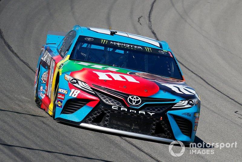 5. Kyle Busch, Joe Gibbs Racing, Toyota Camry