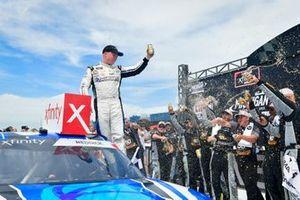 Race winner Tyler Reddick, Richard Childress Racing