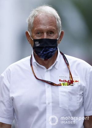 Helmut Marko, Consultor, Red Bull Racing