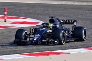 Oscar Piastri, Renault Sport Academy Driver, Renault F1 Team RS18