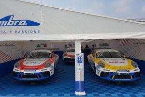 Aldo Festante, Emil Skaras, Ombra Racing