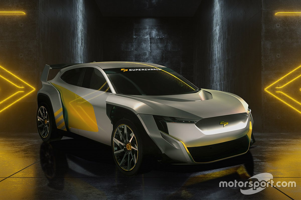 SuperCharge car