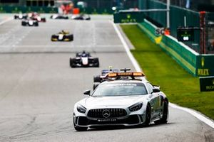 Safety Car leads the pack