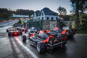 Ambiente en Spa-Francorchamps