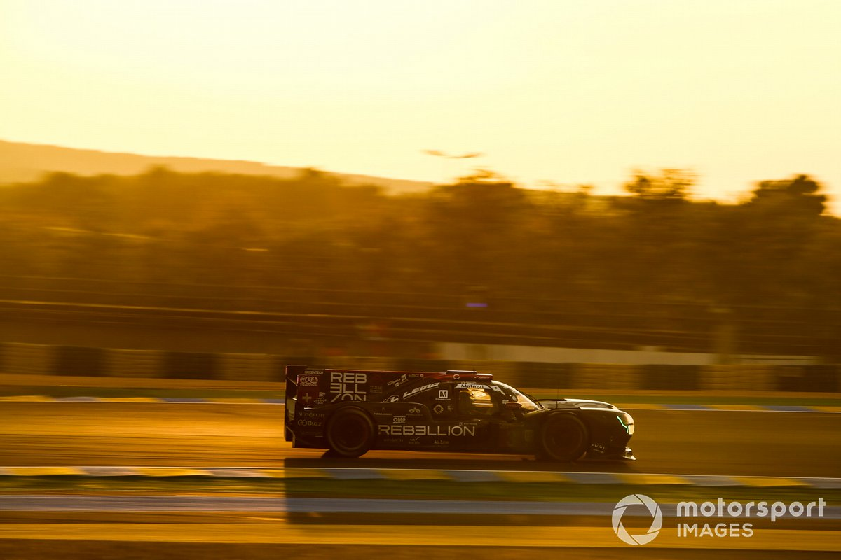 #3 Rebellion Racing Rebellion R-13 - Gibson: Romain Dumas, Nathanael Berton, Louis Deletraz