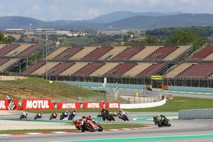 Chaz Davies, ARUBA.IT Racing Ducati, Alex Lowes, Kawasaki Racing Team